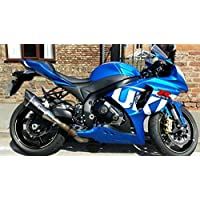 Blue White Green Complete Fairing Injection for 2011-2015 Suzuki GSXR 600 750