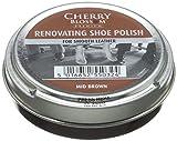Cherry Blossom Premium Renovating Shoe Treatments and Polishes PCREN03 Mid Brown 50.00 ml
