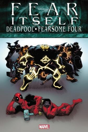 Fear Itself Deadpool Fearsome Four product image