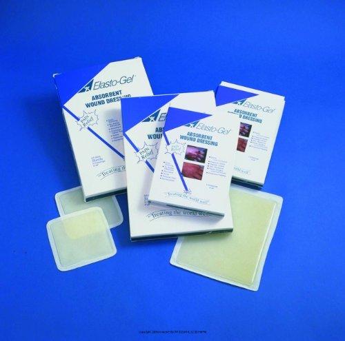 (Elasto-Gel Hydrogel Occlusive Dressing, Elastogel Drs Gel 2X3 in, (1 CASE, 200 EACH))