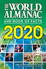 Get thousands of facts at your fingertips with this essential resource.The World Almanac® and Book of Facts is America's best-selling reference book of all time, with more than 82 million copies sold. For more than 150 years, this compendium ...