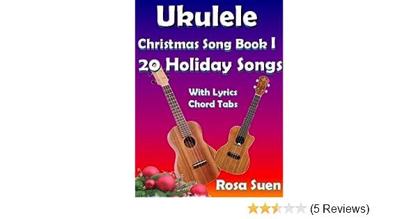 Amazon Ukulele Song Book Ukulele Christmas Song Book I 20