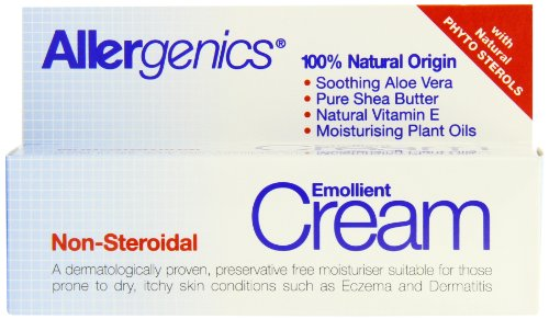 Allergenics Natural Emollient Non Steroidal Cream product image