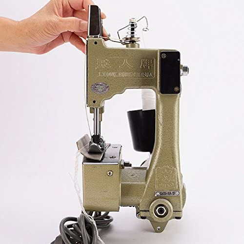Portable Manual sewing machines,Hand Packet machine,PP woven