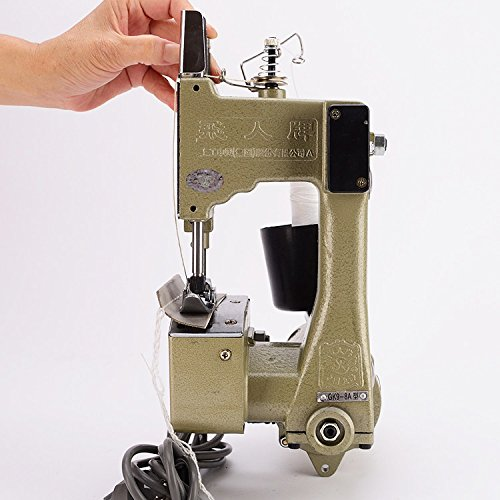 Portable Manual sewing machines,Hand Packet machine,PP woven sack closer,electrical portable sewing machine.rice bag seale