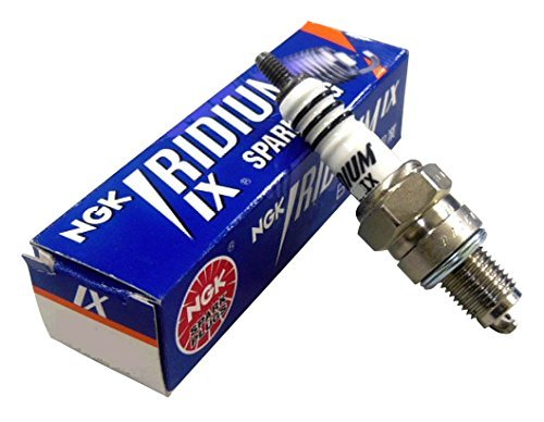 NGK (6289) CR9EIA-9 Iridium IX Spark Plug, Pack of 1, Model: CR9EIA-9, Outdoor&Repair Store ()