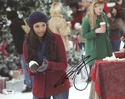 Kat Graham Signed 11x14 Photograph - PSA/DNA Authenticated