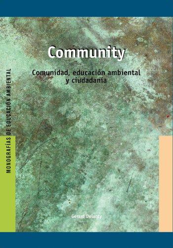 Descargar Libro Community: E10 Gerard Delanty