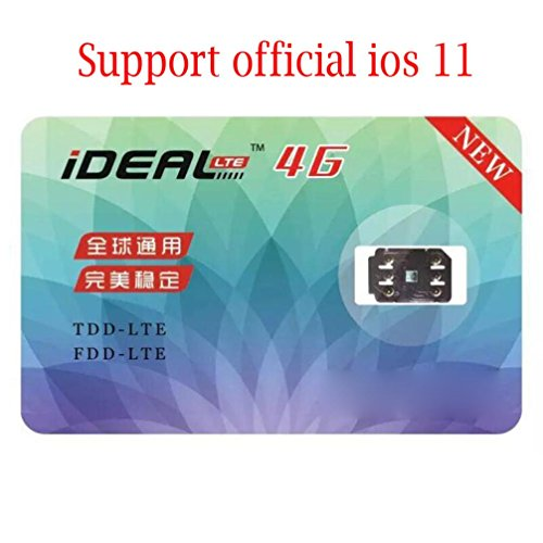 Smytshop Universal Ideal Unlock Turbo Sim Card Gpp For Iphone 7 7 Plus 6S 6 Plus   5 5S 5C Se