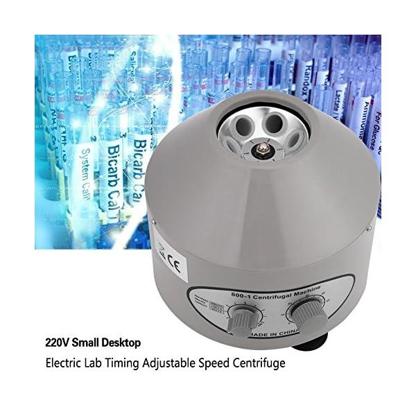 Greensen Centrifuga da Laboratorio, Macchina elettrica della centrifuga, Centrifuga da Tavolo Regolabile, centrifuga… 2 spesavip