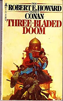Three-Bladed Doom by Robert E. Howard
