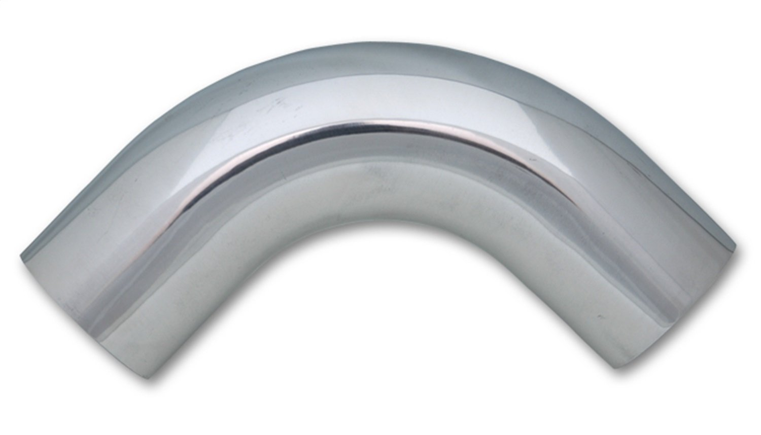 Vibrant 2876 Polished Aluminum 90 Degree Bend VIB2876