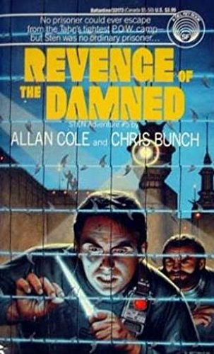 book cover of Revenge of the Damned