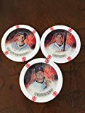 2014 Topps Chipz Cleveland Indians Team Set 3 Poker Chips