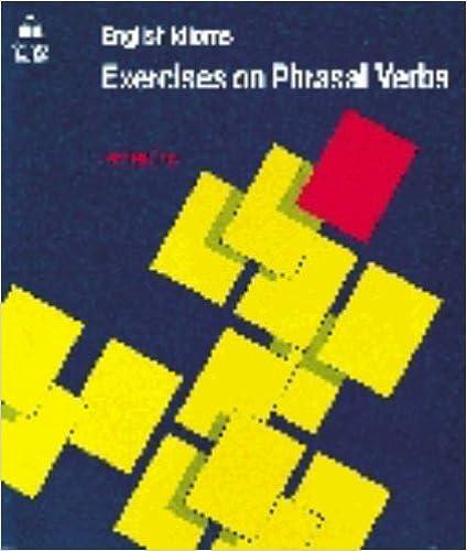 Descargar Libros English Idioms: Exercises On Phrasal Verbs Epub Patria