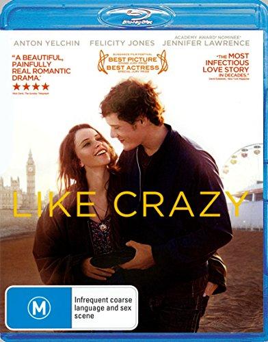 Like Crazy Blu-ray