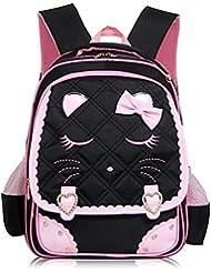 Ulgoo Waterproof Kids Backpack School Book Bag for Girls Primary School Backpacks
