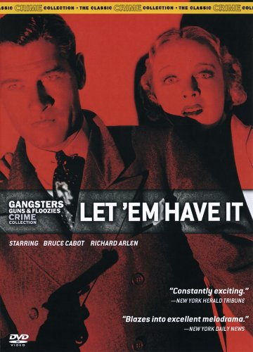 Guy Gangster (Gangsters Guns & Floozies Crime Collection: Let 'Em Have It)