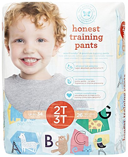 Honest Training Pants Animal 2T 3T product image