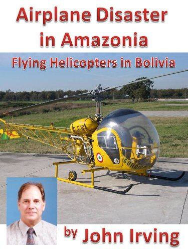 Boy Scouts Lost in Amazonia (Flying Helicopters in South America Book 2)