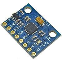 Robojax MPU-6050 Module 3 Axis Gyroscope+Accelerometer Module for Arduino and Raspberry Pi