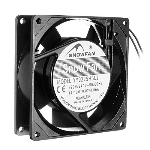 200mm slim fan - 9