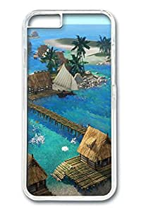 iPhone 6/6S Case,Clear,PC(Polycarbonate)Case jelly For iPhone 6/6S(Case can be customized)Lastest high-resolution Image,high-resolution Image,Ultra-thin Case-Arche Age 27