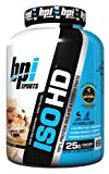 BPI Sports ISO HD 100% Protein Isolate & Hydrolysate, Peanut Butter Candy Bar, 5.3 Pound