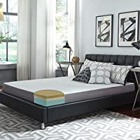 Slumber Solutions Choose Your Comfort 8-inch Twin-size Memory Foam Mattress Plush