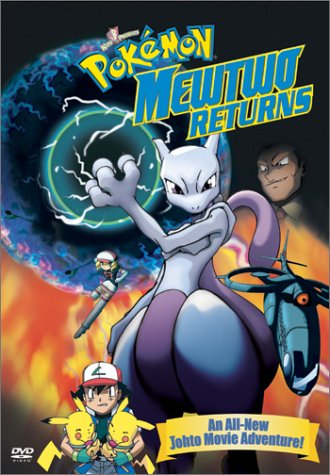 Pokemon - Mewtwo Returns by Warner Brothers