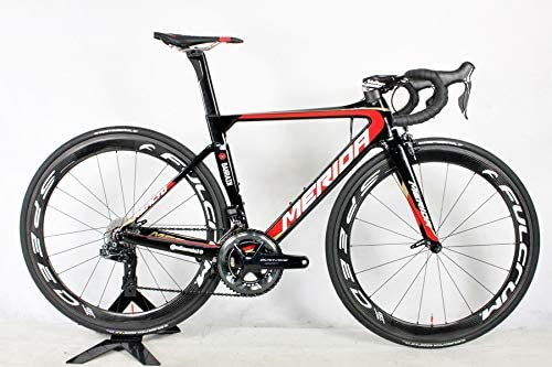 MERIDA(メリダ) REACTO TEAM-E(リアクト チーム E) ロードバイク 2014年 XSサイズ