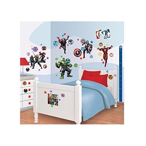 Avengers Assemble Room Decor Kit