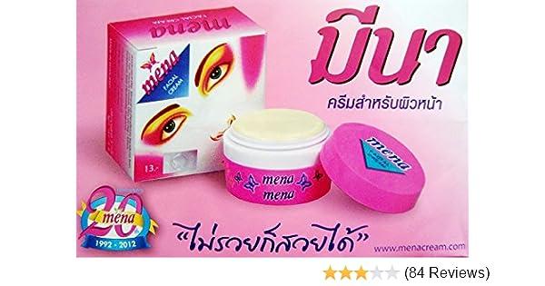 Amazon.com: Mena Face Cream: Beauty