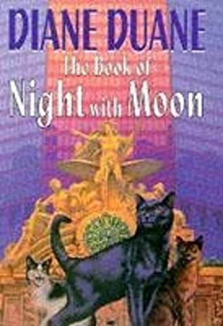 book cover of The Book of Night with Moon
