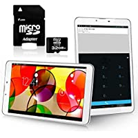 Indigi® Phablet 7in Android 4.4 Tablet 3G Phone Google Play Store ~FREE 32GB Memory Card