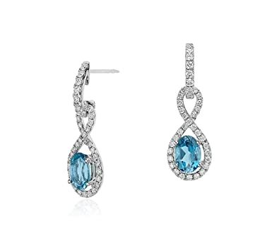 5f700c8ab4e66a Buy ZIVEG 92.5 STERLING SILVER EARRINGS MADE WITH SWAROVSKI ZIRCONIA  ZSE002067 Online at Low Prices in India