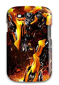 Hot Bumblebee First Grade Tpu Phone Case For Galaxy S3 Case Cover