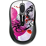 Microsoft Wireless Mobile Mouse 3500 Limited Edition Artist Series - Persson