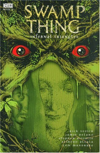 Swamp Thing 1982 Book Series