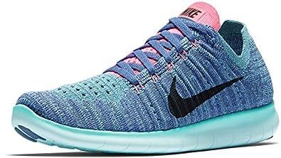 united kingdom authentic buy best Buy Nike Women's Free Running Motion Flyknit Shoes, Dark Purple ...