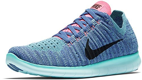 RN Running Flyknit WMNS Nike Free Femme Trail Violet Sneakers qxUEwOw7R