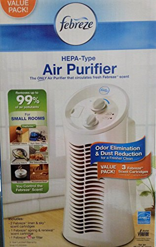 Febrez HEPA-Type Air Purifier The Only