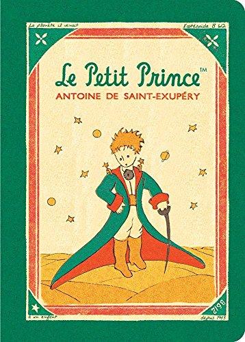 Le Petit Prince Stitch Stitch Medium Lined Notebook: Lp6977 Petite Stitch