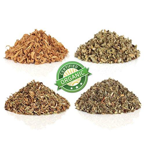 Organic Boldo Leaf Cut and Sifted C/S 100% Fresh 1 oz. (Boldo Leaves)