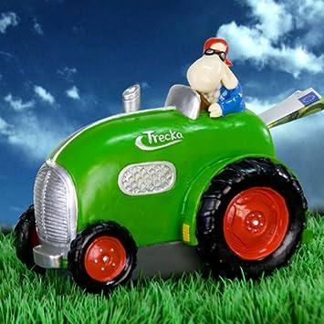 Spardose Traktor Trecker Bauer Geldgeschenk Landwirt Amazon De
