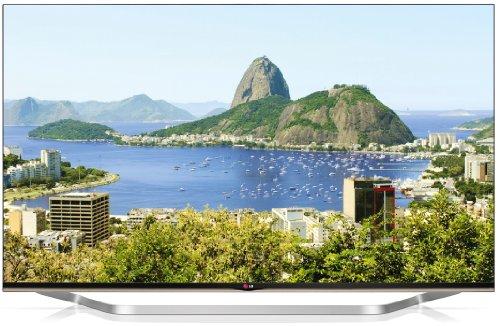LG 47LB731V 119 cm (47 Zoll) Fernseher (Full HD, Triple Tuner, 3D, Smart TV)