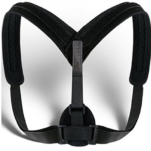 Back Posture Corrector Brace for Women & Men,Good for Workout – Providing Relief from Neck Pain,Shoulder Pain, Back Pain & Bad Posture-Discreet Design–Posture Support for Medical Problems & Injury by xsisco back posture corrector