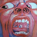 King Crimson, in the Court of the Crimsom King, 1987, Lp, A+(nm)