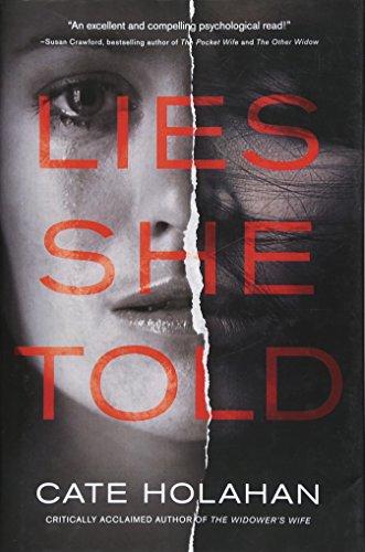 """""""Lies She Told - A Novel"""" av Cate Holahan"""