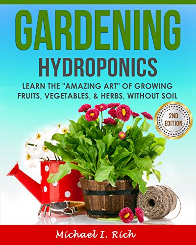 Gardening Hydroponics Vegetables Techniques Sustainable ebook product image